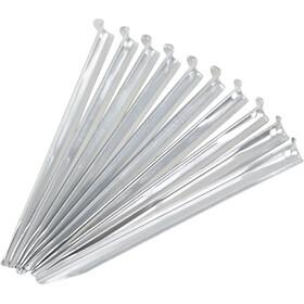 CAMPZ Picchetto da terra in alluminio 22cm, argento
